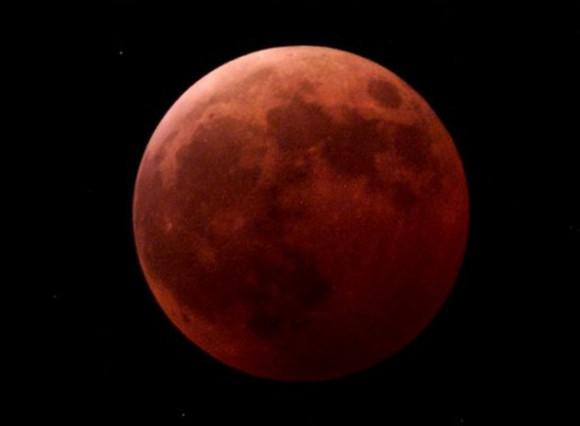 Quiero ver el eclipse lunar